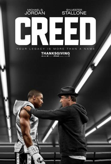 Creed affiche usa